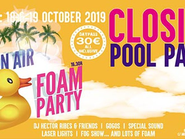 Closing party benidorm celebrations™ music resort (adults only) apartments