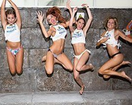 Pool Parties, DJs and Gogos Benidorm Celebrations™ Pool Party Resort (Adults Only) Apartamentos